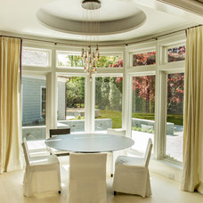 Contemporary Dining Room by Erica Broberg Smith Architect PLLC