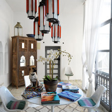Mediterranean Dining Room by Artisan Books