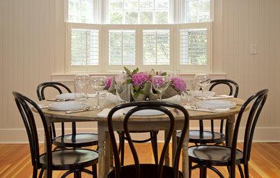 Style Guide: Bistro Chairs
