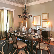 Traditional Dining Room by RSVP Design Services