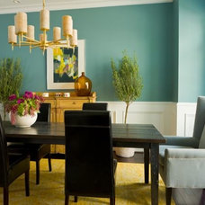 Modern Dining Room by Margaret Carter Interiors