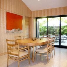 Modern Dining Room by Rugo/ Raff Ltd. Architects