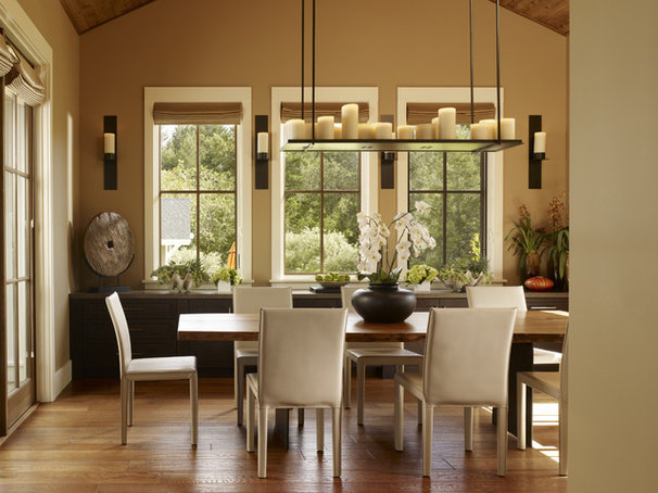 Traditional Dining Room by Kensington & Associates