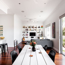 Houzz Tour: A 1940s Cottage Transformed on a First-Time Buyer's Budget
