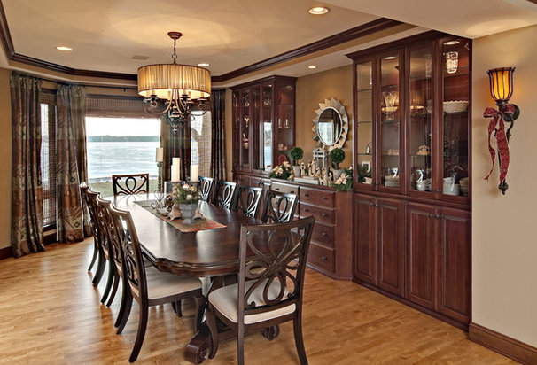 Traditional Dining Room by Murphy Bros. Designers & Remodelers