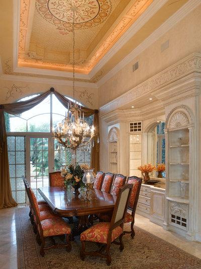 Dining Room D Wallpaper That Makes Room Bigger