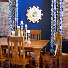 mediterranean dining room by ReStyle Group