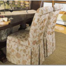 Mediterranean Dining Room by Decorating Den Interiors - Susan Keefe, C.I.D.
