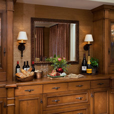 Traditional Dining Room by Cindy Smetana Interiors
