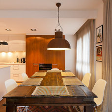 Contemporary Dining Room by Marka Interior Factory