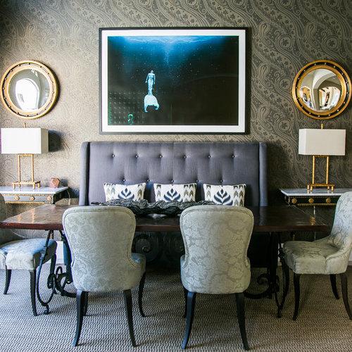 Dining Room Ideas Houzz: 50 Best Mediterranean Dining Room Ideas & Remodeling