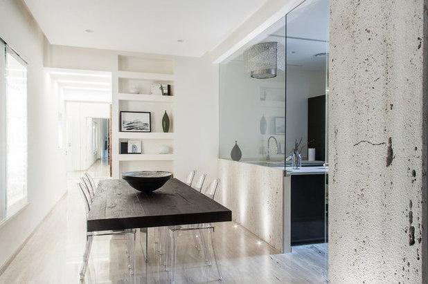 Contemporaneo Sala da Pranzo by Lago Design