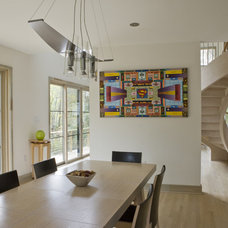 Contemporary Dining Room by SAI Contracting