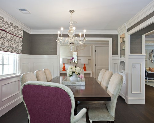 Dining Room Wallpaper | Houzz