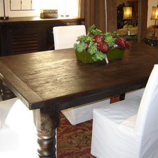 Traditional Dining Room by Jaye Lee Interiors
