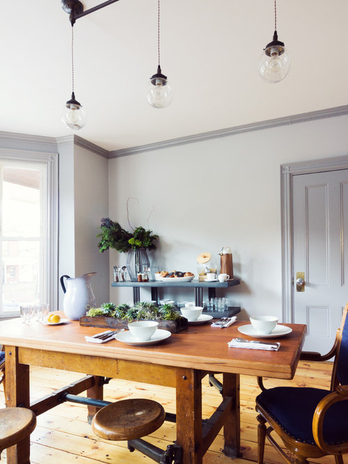 eclectic portland maine dining room design ideas remodels