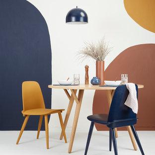 Merino Curvy Wall Dining Room