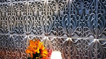 Metal Tiles | Brocade Series