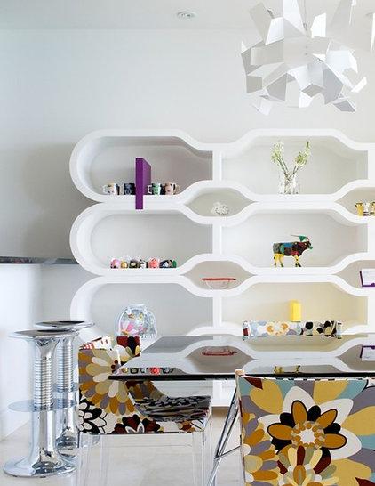 Modern Dining Room by Pepe Calderin Design- Modern Interior Design