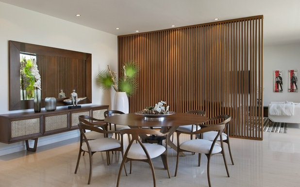 Contemporary Dining Room by New Stone Age