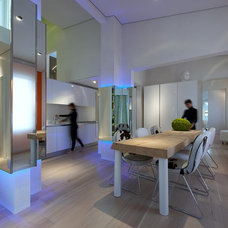 Modern Dining Room by Simone Micheli Architectural Hero