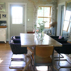 Farmhouse Dining Room by Rebekah Zaveloff | KitchenLab