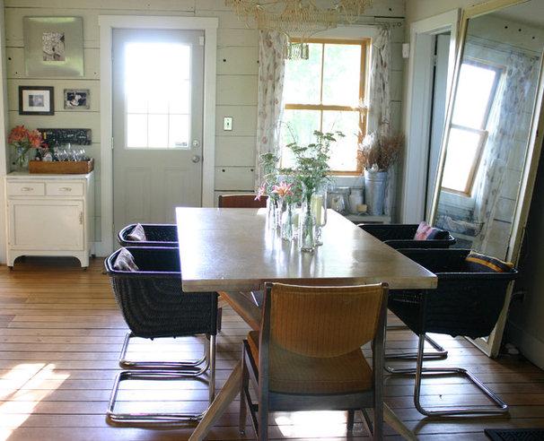 Farmhouse Dining Room by Rebekah Zaveloff | KitchenLab