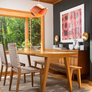 Mid Century in Lake Forest Park