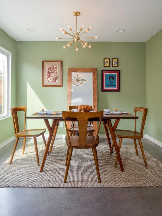 Midcentury Dining Room Design Ideas Remodels Photos