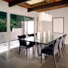Midcentury Dining Room by Arch-Interiors Design Group, Inc.