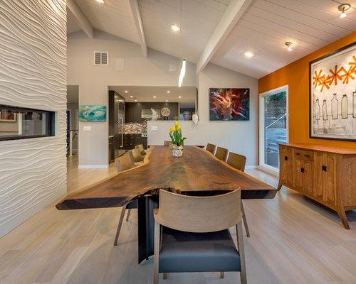 Best long narrow room dining room design ideas remodel for Narrow dining room ideas