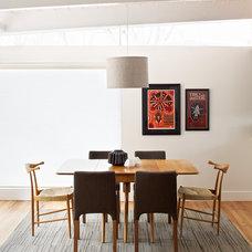 Modern Dining Room by Swiss Milk Studio