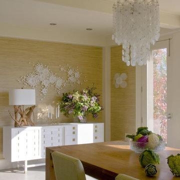 Midcentury Dining Room