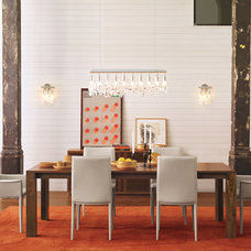 Midcentury Dining Room by Design Within Reach