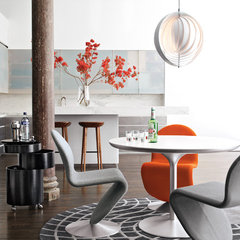 modern dining room by Design Within Reach