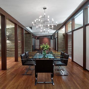 Midcentury Kling Residence Renovation