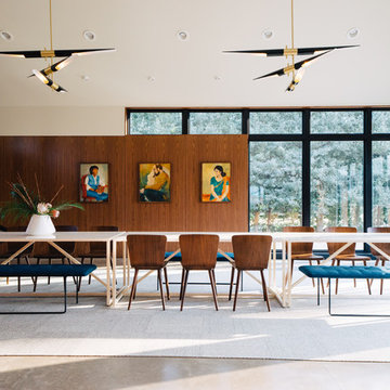 Midcentury Modern Ranch & Addition