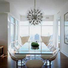 Modern Dining Room by Cara Zolot Interiors Ltd.