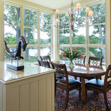 Traditional Dining Room by Lynbrook of Annapolis, Inc.