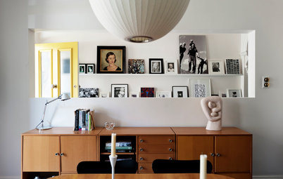 Conquer That Blank Wall With a Versatile Picture Ledge