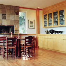 Contemporary Dining Room by NORMAN CHARLES CONSTRUCTION