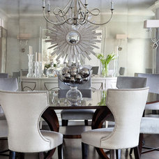 Traditional Dining Room by Morgan Harrison Home