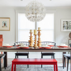 Modern Dining Room by LDa Architecture & Interiors
