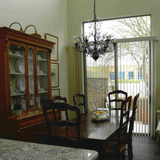 Traditional Dining Room by Carol Mickey Designs, Inc.