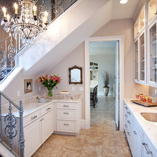 Traditional Dining Room by Karr Bick Kitchen and Bath