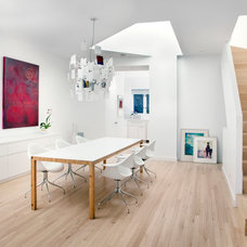 Modern Dining Room by Randall Architects