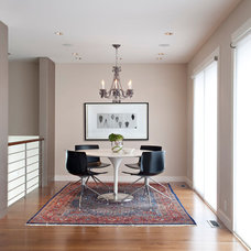 Modern Dining Room by Van Sickle Design Consultants Inc