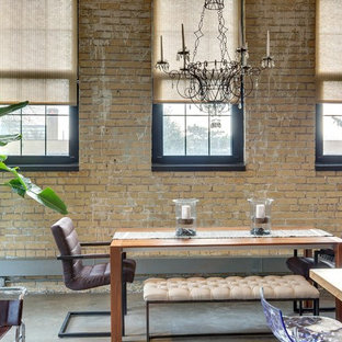 Minneapolis Interior Designer - Eclectic Loft