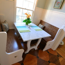 Traditional Dining Room by Ridge Construction LLC