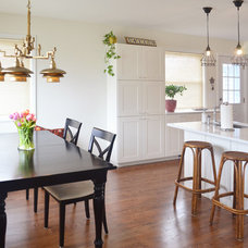 Traditional Dining Room by Design Insight Inc.